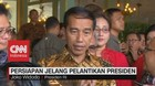 VIDEO: Jokowi Irit Bicara Tentang Pelantikan