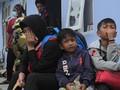 Lewat Jalur Laut, 62 Pengungsi Wamena Tiba di Surabaya