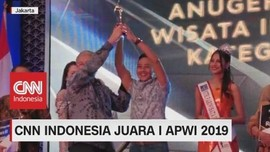 VIDEO: CNN Indonesia Juara APWI 2019