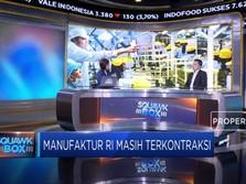PMI Terkontraksi, Sektor Manufaktur Butuh Insentif Lagi