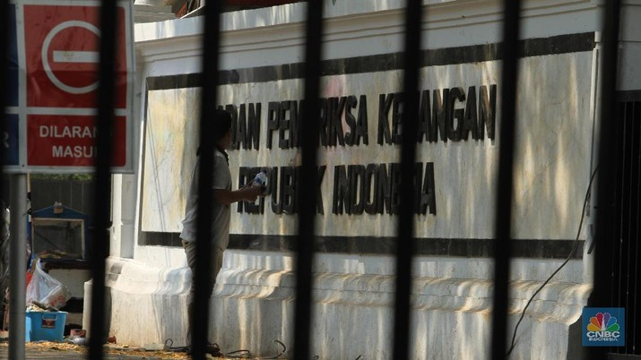 Kondisi BPK Terkini (CNBC Indonesia/Trisusilo)