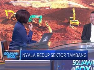 Ekspor Nikel Dilarang, Rating Sektor Tambang Turun