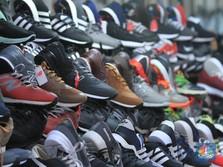 Sepatu KW Impor Vietnam Obrak-Abrik Pasar