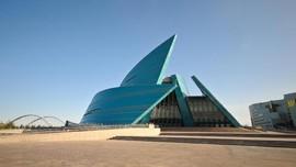 Astana, Kota dengan Bangunan Paling Aneh di Dunia