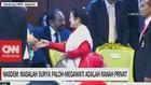 VIDEO: Megawati Lewati Surya Paloh, Nasdem: Ranah Privat