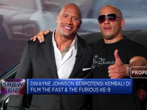 Dwayne Johnson Bakal Bintangi Lagi The Fast and The Furious?