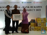 Bank Bukopin & SP Kookmin Bank Kerja Sama Bangun Perpustakaan