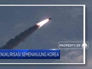 Korut Luncurkan Rudal, Semenanjung Korea Memanas