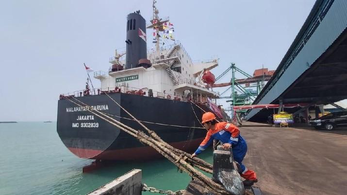 Kapal Malahayati, Andalan PLN Untuk Angkut Batu Bara