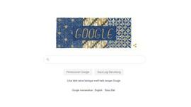 Google Doodle Rayakan Hari Batik