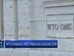 WTO Pangkas Proyeksi Pertumbuhan Perdagangan Dunia 2019