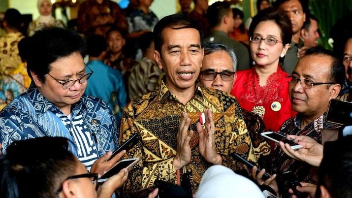 Nama Direktorat Jenderal Pajak Kementerian Keuangan menjadi salah satu perhatian khusus Presiden Joko Widodo (Jokowi)