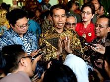 Kinerja Ciamik, 2 Menteri Ini Bertahan di Kabinet Jokowi?