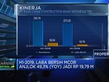 Bank China Construction Bank Indonesia Catatkan Penurunan