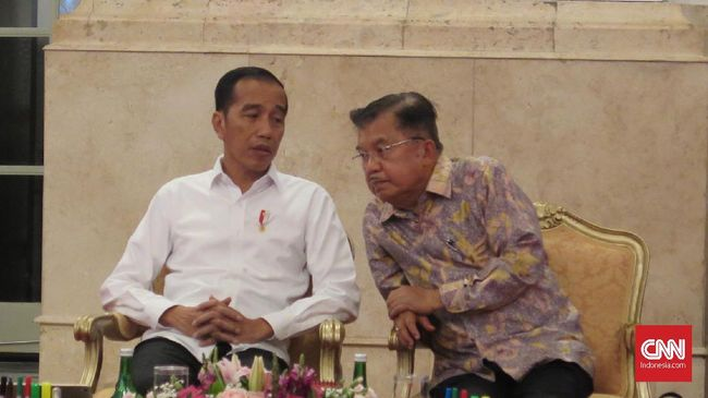 Jusuf Kalla Sebut PR Jokowi Banyak Sekali