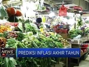 Lega, Darmin Sebut Inflasi Terkendali