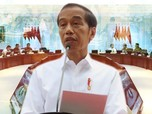 Jokowi Sibuk Panggil Calon Menteri, Asing Kabur