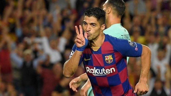 Suarez Diklaim Ingin Tinggalkan Barcelona