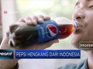 Pepsi Hengkang dari Indonesia