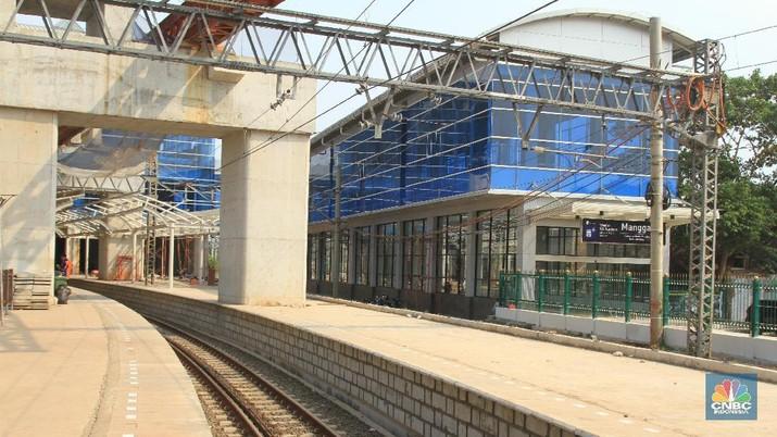 Stasiun Manggarai dan Gambir akan banyak berubah di masa depan.