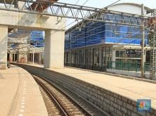 Top! Stasiun Manggarai Bakal Dilengkapi Sky Bridge