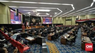 Di Tengah Corona, 100 Anggota DPRD Hadiri Pemilihan Wagub DKI