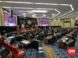 Fraksi PDIP dan PSI Cekcok saat Rapat Anggaran DKI Jakarta