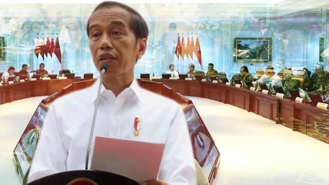 Jokowi Siap Umumkan Kabinet, IHSG Akan Tancap Gas?