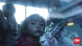 Sebanyak 32 orang tewas dalam kerusuhan di Wamena, Papua. Perusuh yang diduga berasal dari luar Wamena itu menyerang warga. (CNN Indonesia/Bisma Septalisma)