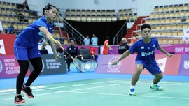 Jadwal Semifinal Kejuaraan Dunia Badminton Junior
