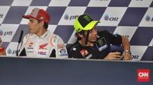 Rossi Ungkap Kekuatan Marquez di MotoGP 2020