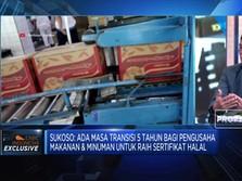 Catat!, Kewajiban Sertifikasi Halal Berlaku 17 Oktober 2019