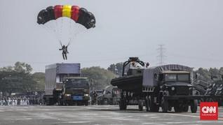 TNI Bantah Dentuman Misterius dari Aktivitas Militer