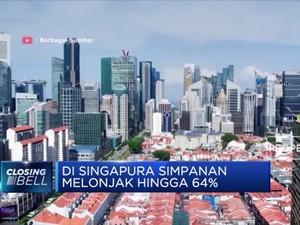 Hong Kong Kacau, Singapura Ketiban Rejeki!