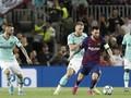 Inter Wajib Kalahkan Barcelona demi 16 Besar Liga Champions