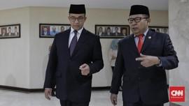 Pimpinan DPRD Ditetapkan, Anies Titip RDTR dan Wagub Dikebut