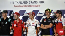 MotoGP Thailand Aman dari Ancaman Virus Corona