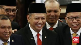 MPR Temui SBY dan Jokowi Kirim Undangan Pelantikan Presiden