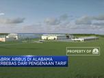 Pabrik Airbus di Alabama Bebas dari Perang dagang AS-Eropa