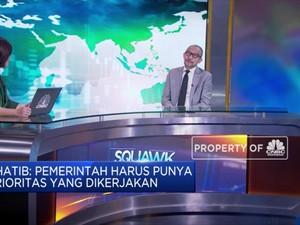 Jadi Menteri Jokowi ? Ini Jawaban Chatib Basri
