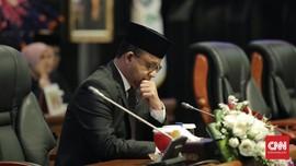 PSI: Kinerja 2 Tahun Anies Ibarat Capaian Pejabat Wali Kota