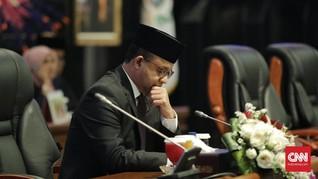 Dalih Anies soal Penyusunan Anggaran: yang Penting Masuk Dulu