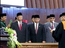 Pimpinan MPR 10 Orang, Anggarannya Sudah Ada Bu Sri Mulyani?