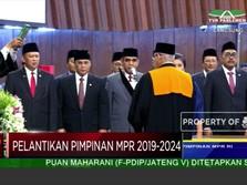 Sah!, Bambang Soesatyo Jadi Ketua MPR RI 2019 - 2024
