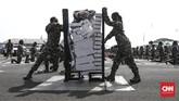 Peringatan HUT ke-74 TNI akan mengangkat tema
