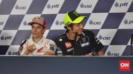 Marquez Juara Dunia, Rossi Kembali Ungkit MotoGP 2015