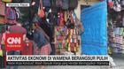 VIDEO: Aktivitas Ekonomi di Wamena Berangsur Pulih