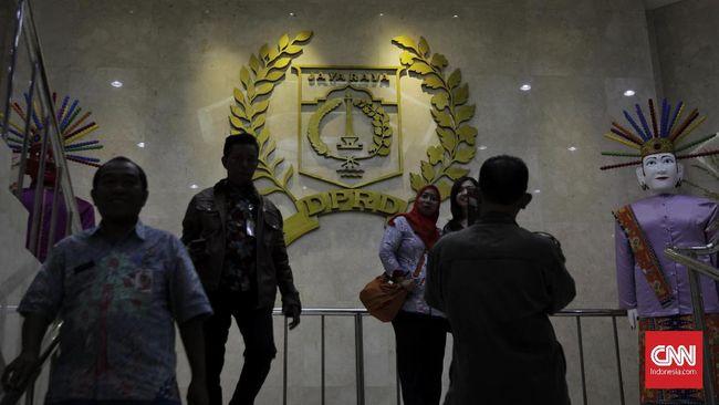 DPRD DKI Pastikan APBD 2020 Sudah Ketuk Palu 30 November
