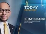 Chatib Basri Sebut Ekonomi RI Masih Jauh Dari Resesi, Tapi...