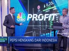 Pepsi Goodbye, Indofood Tetap Aman